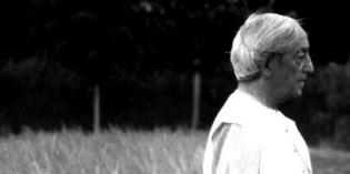 Jiddu Krishnamurti: ¿Qué es meditación?   -(Diálogo Con Chogyam Trungpa Rinpoche 1976)-